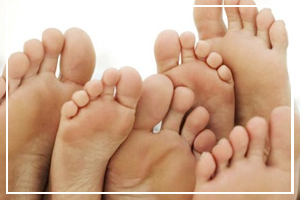 August 6 - Wiggle Your Toes Day
