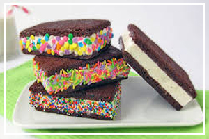 August 2 - National Ice Cream Sandwich Day