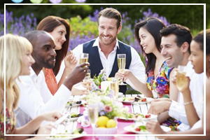 August 31 - National Eat Outside Day