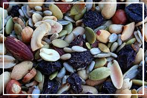 August 31 - National Trail Mix Day