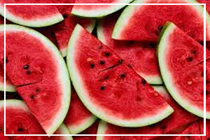 August 3 - National Watermelon Day