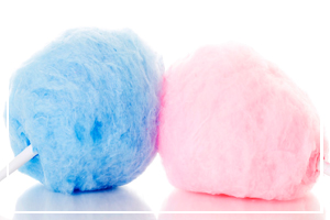 December 7 - National Cotton Candy Day
