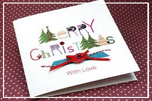 December 9 - Christmas Card Day