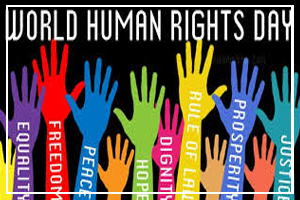 December 10 - Human Rights Day