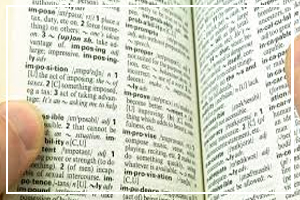 October 16 - Dictionary Day