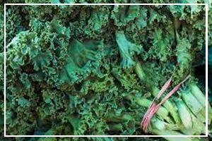 October 3 - National Kale Day - first Wednesday of October
