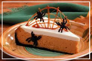 October 21 - National Pumpkin Cheesecake Day