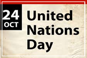 October 24 - United Nations Day