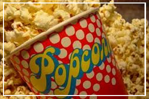 National Popcorn Popping Month